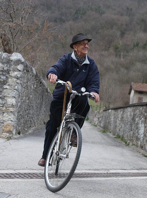 """Nino Belgio"" al secolo Andrighetti Giacomo"