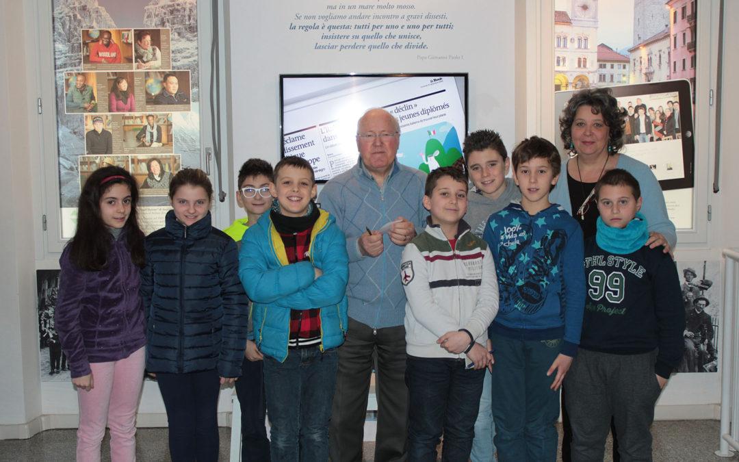 Il MiM Belluno – Museo interattivo delle Migrazioni pronto ad accogliere gli studenti d'Italia per l'anno scolastico 2019/2020 con tre nuovi laboratori didattici e il percorso immersivo a 360° del lavoro in miniera
