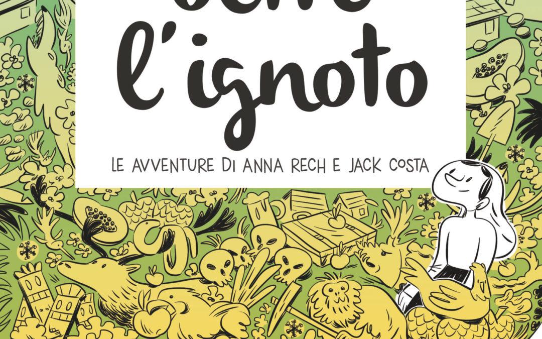 Al MiM Belluno, fino al 13 gennaio 2019, una mostra a fumetti dedicata a Jack Costa e Anna Rech