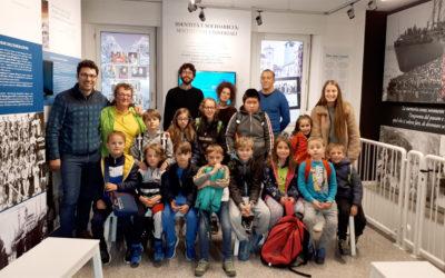 La scuola primaria di Rivamonte Agordino visita il MiM Belluno e i suoi laboratori