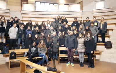 Da Verona e dall'Olanda per visitare il MiM Belluno, Longarone e la diga del Vajont