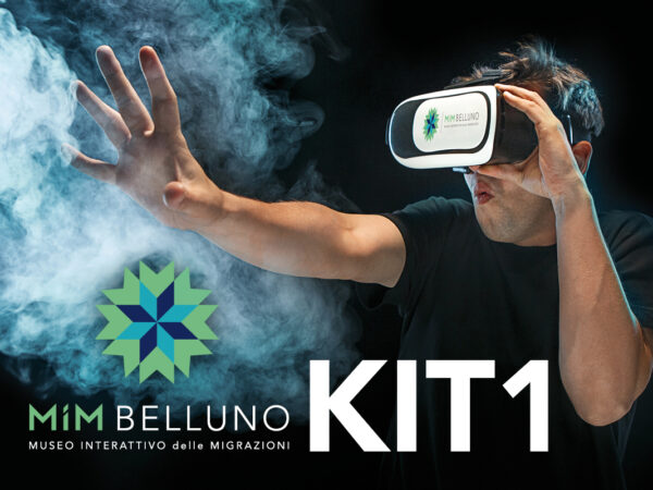 Kit 1 Mim Belluno sala virtuale